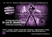 Tickets für Kitty Moan Convention 29. u. 30.10.2016 (Kombiticket) am 29.10.2016 - Karten kaufen